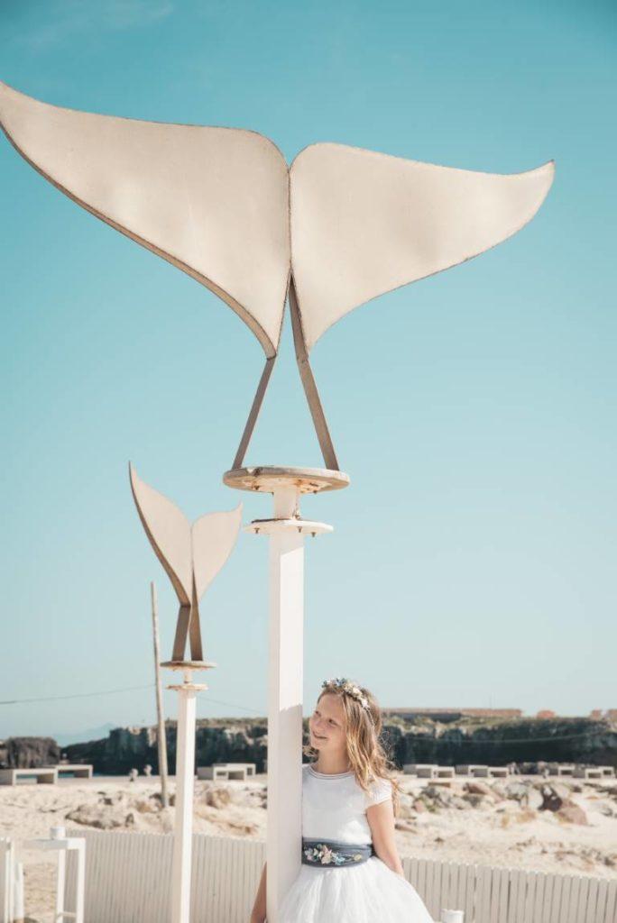 Reportaje postcomunion en Exteriores en Algeciras y el Campo de Gibraltar con Lovemomentsphotography